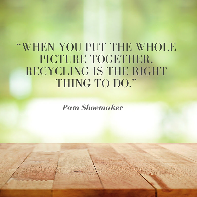 12 Recycling And Sustainability Quotes