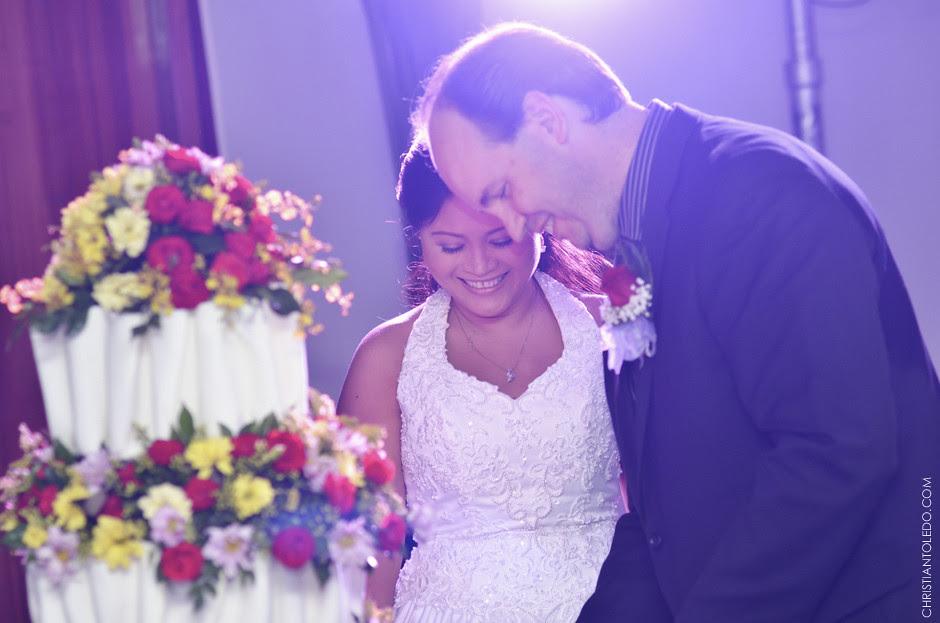 Troy and Belinda Wedding, Colorado-based Couple
