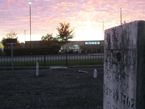 Cemetery - Nicholasville, Ky.