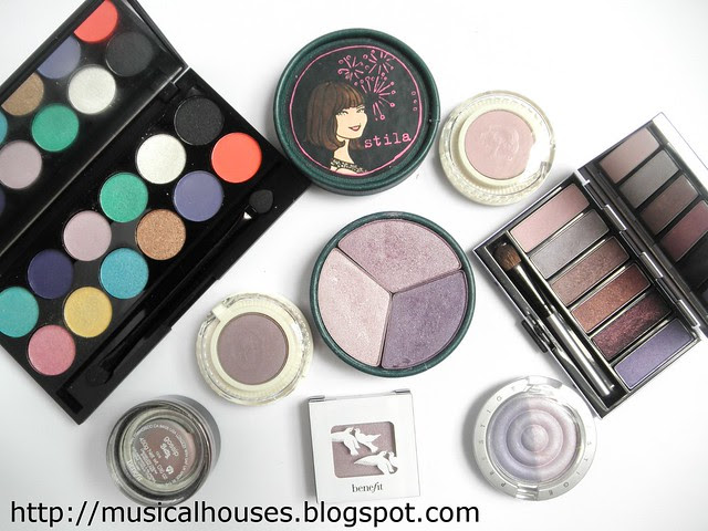 Radiant Orchid Pantone Color of the Year Beauty Eyeshadows