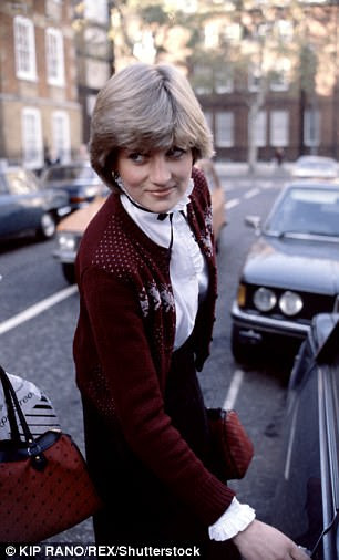 Diana met McGlashan twice a week for therapy sessions at Kensington Palace.