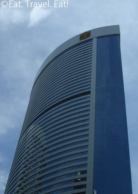 Island Shangri-La, August 2008