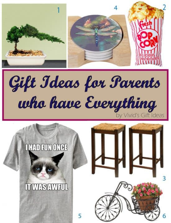 Unique Gift Ideas for Parents Who Have Everything