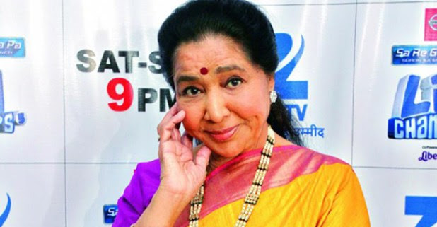 Veteran Singer Asha Bhosle Makes A Comeback With Another Bengali Puja Song