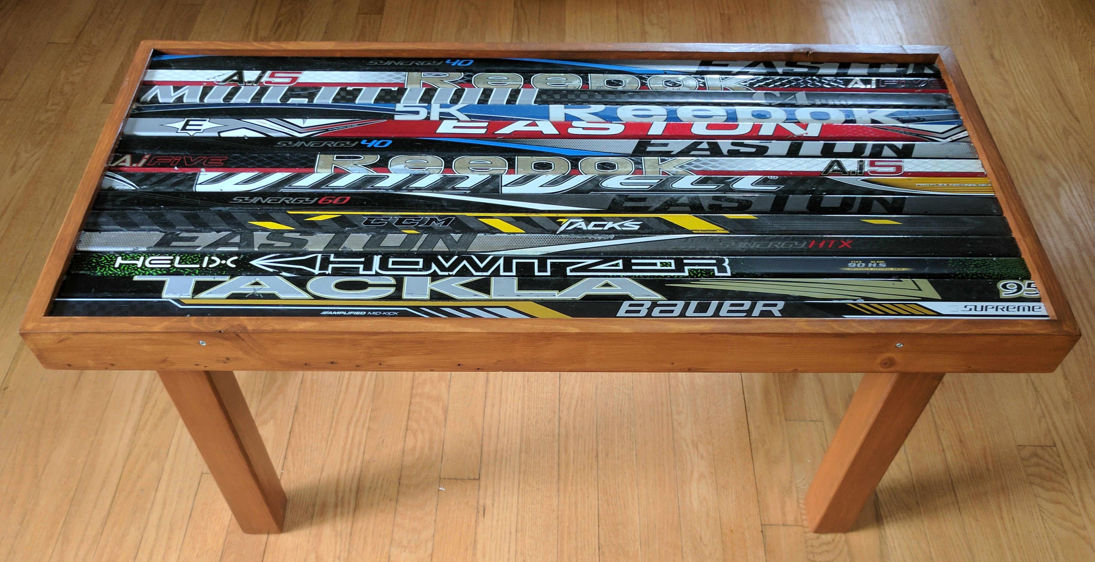 Custom Hockey Stick Builds