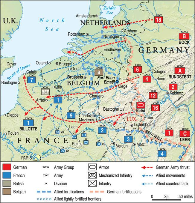 Belgium Besieged: From Blitzkrieg to Occupation