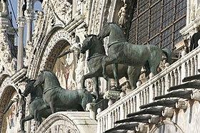 Image illustrative de l'article Chevaux de Saint-Marc