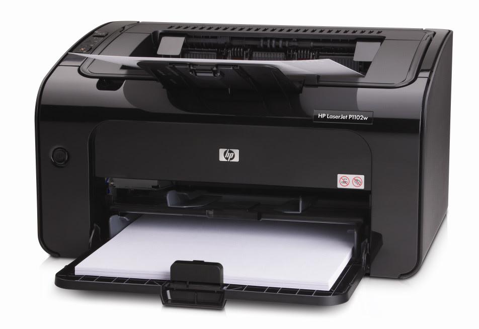 HP LaserJet P1102w (Foto: Divulgação)