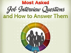 The most commonly asked job interview questions and how to ...