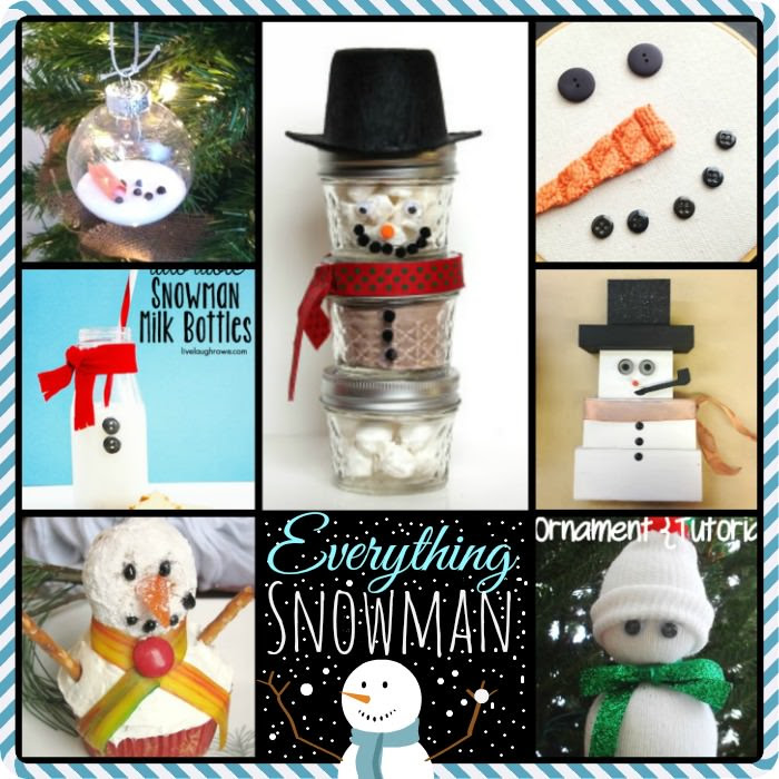 DIY Snowman Ideas
