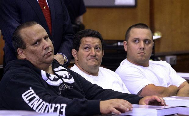 Anthony Santoro, Vito Badamo, Ernest Aiello