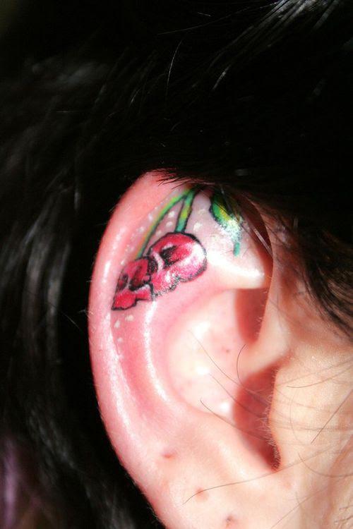 Tatuagens de Cerejas (10)