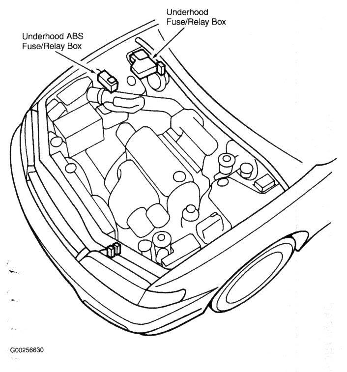 Fuse Box For 2003 Honda Accord