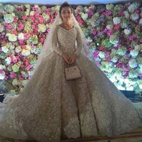 Prepare to swoon over the world's most expensive wedding