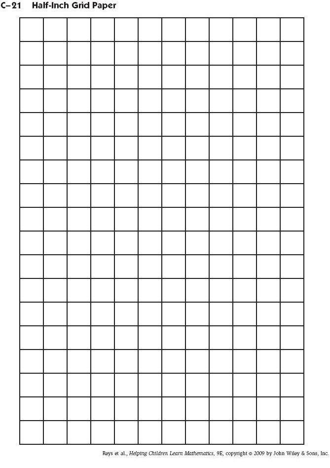 c21_half_inch_grid_paper