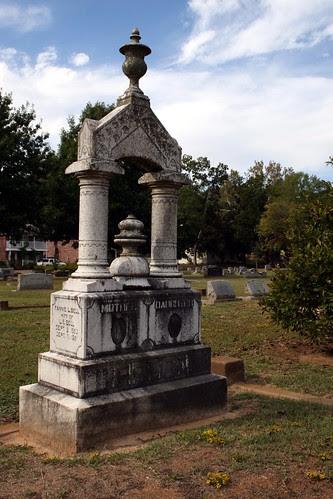 ireson double column monument
