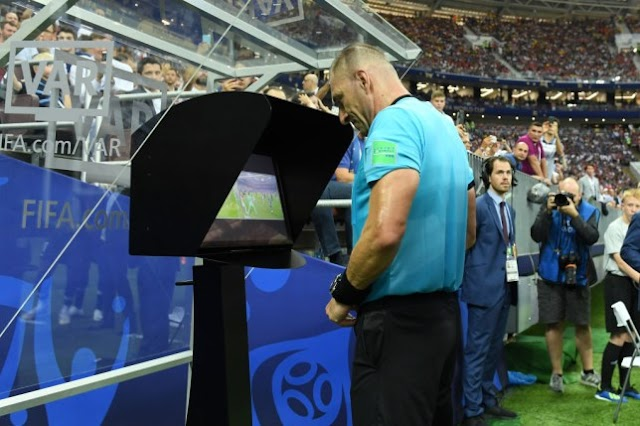 VAR and NEW FIFA RULES