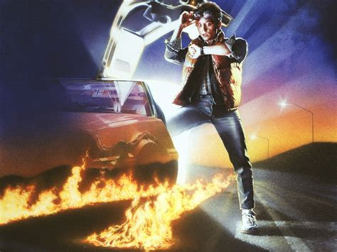 Back to the Future II: Today is the day that Marty McFly