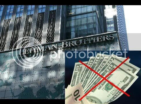 Lehman Brothers Crash