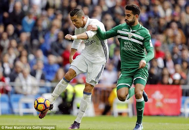 Ronaldo ha anotado 371 goles para el club hasta la fecha y se busca superar la marca de 500