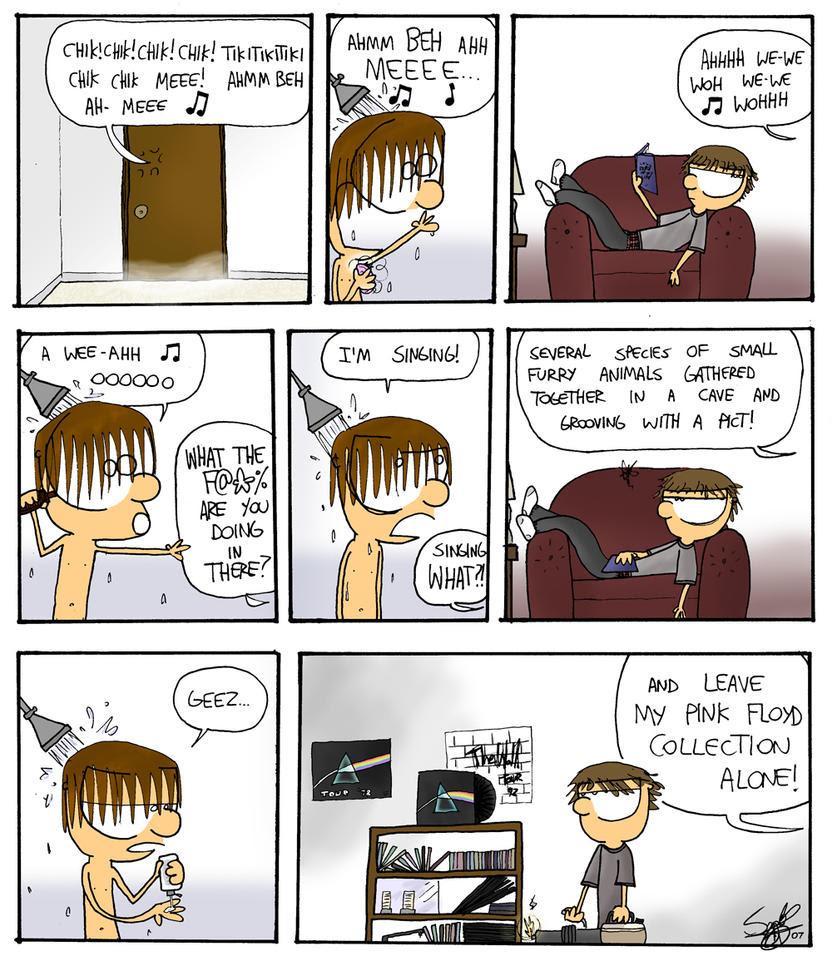 Ummagumma by komiks  on DeviantArt