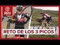 """Vídeo de Óscar Pujol en la Three Peaks, """"La carrera de ciclocross más dura del Mundo"""""""