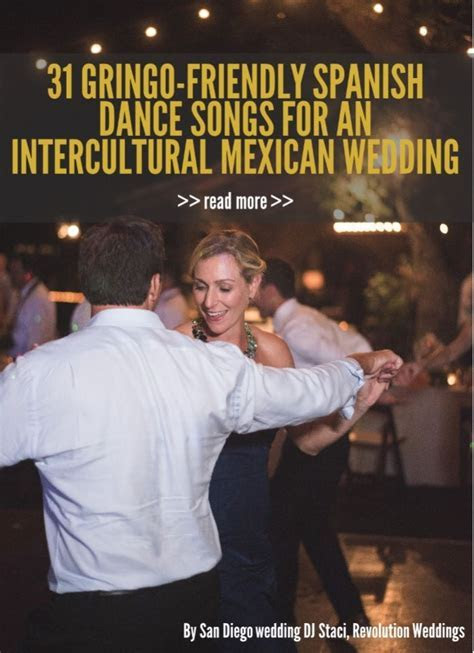 31 Gringo Friendly Spanish Dance Songs for an