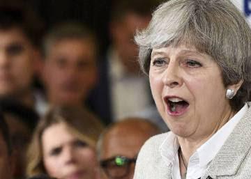 Inquietud en los conservadores de May por la inesperada subida del laborismo