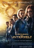 Chroniken der Unterwelt - City of Bones Filmplakat