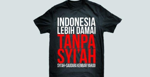 indonesia tanpa syiah