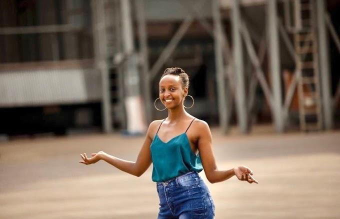 Amashusho ya Miss Ingabire Grace arimo kubyina indirimbo ya Meddy yahuruje imbaga – YEGOB #rwanda #RwOT