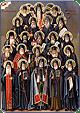 Die Heiligen der Kirche