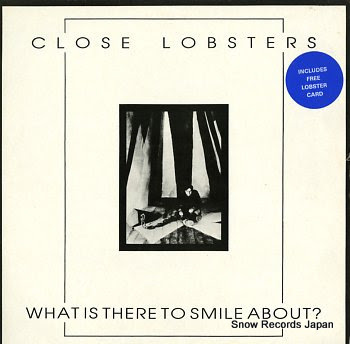 CLOSE LOBSTERS what is there to smile about