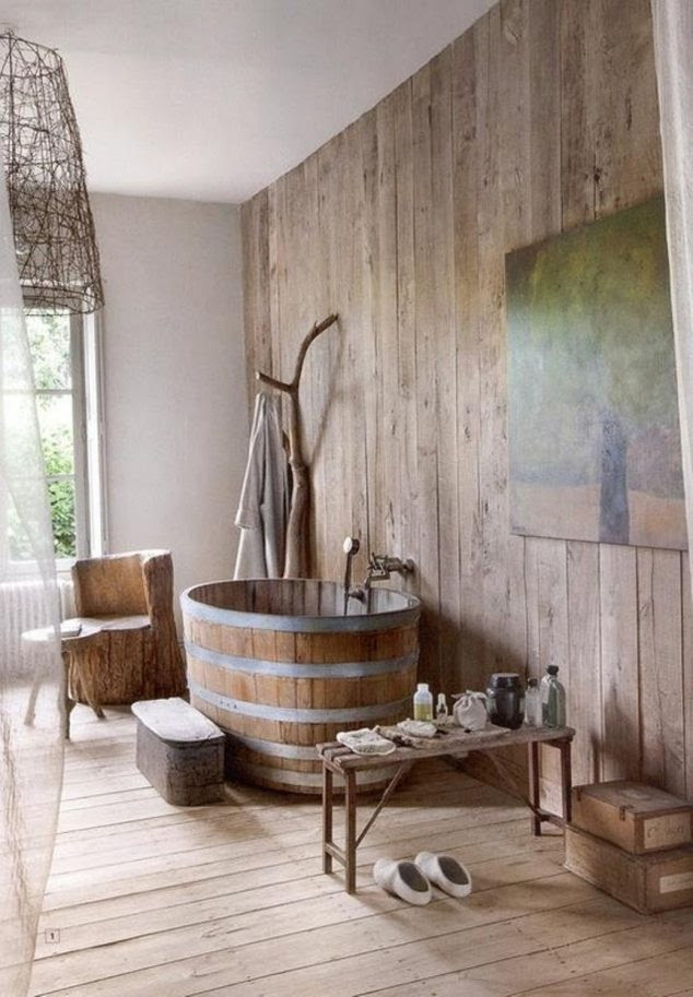 16+ French Country Style Bathroom Ideas That You Can't ...