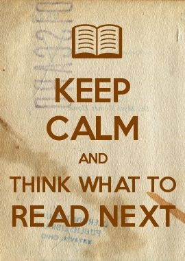 KEEP CALM AND THINK WHAT TO READ NEXT http://www.cavendishsq.com/