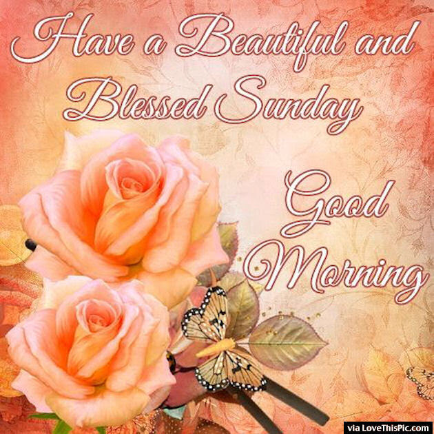 Blessed Sunday Good Morning Images Archidev