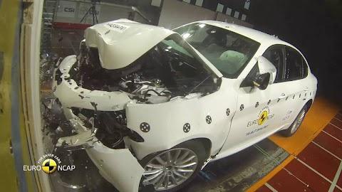 Alfa Romeo Giulia Safety Rating