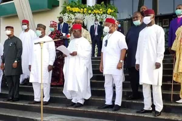 [GIST] We Don't Support IPOB; Nigeria Remains United— South-East Governors