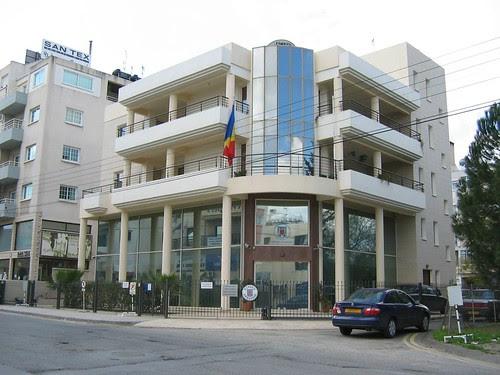 Romanian Embassy in Nicossia, Cyprus