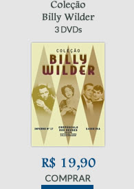 COLEÇAO BILLY WILDER (3 DVDS)