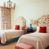 Seagrass Headboard - Cottage - boy's room - Elizabeth Newman ...