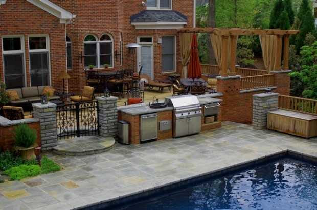 Backyard Ideas On A Budget 18 Amazing Patio Design Ideas With
