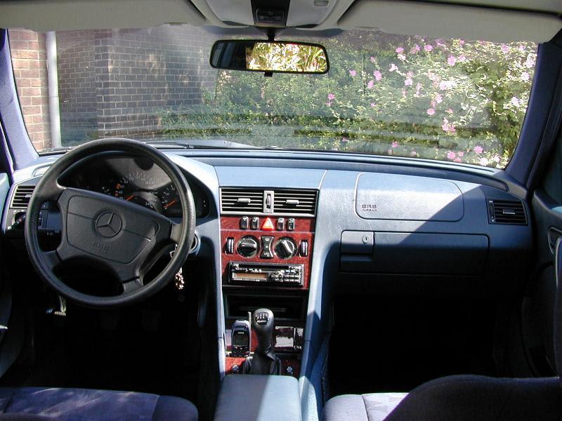 1998 Mercedes-Benz C-Class - Interior Pictures - CarGurus