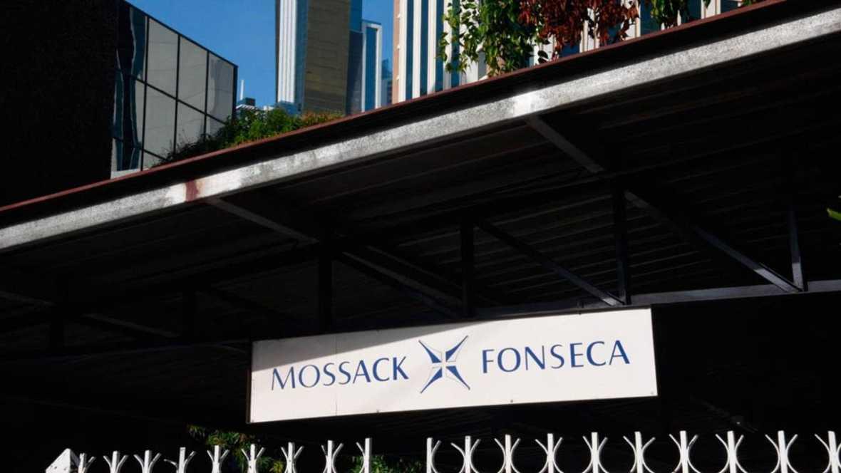 Sede del bufete Mossack Fonseca en Panamá
