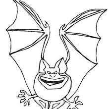 Dibujos De Murciélagos Para Colorear 16 Murciélagos De Halloween
