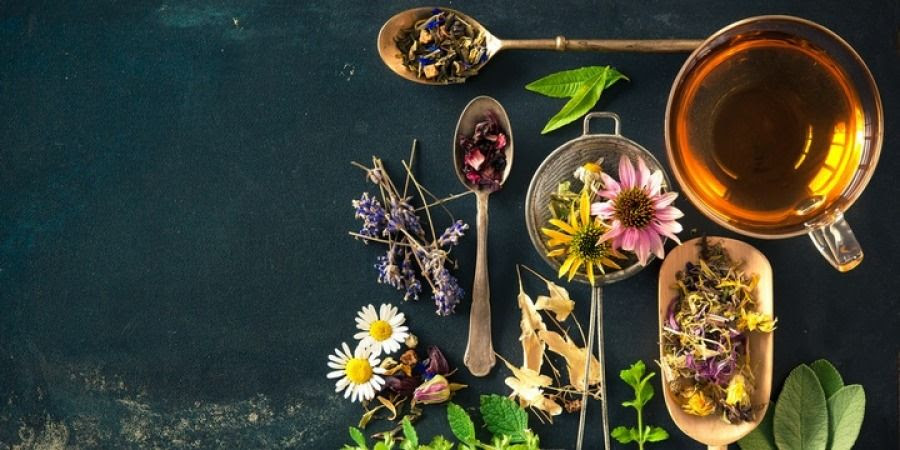 Health Benefits of 5 Herbal Teas