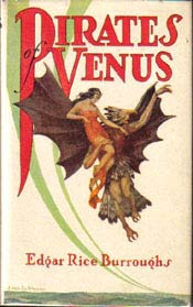 Pirates of Venus by Edgar Rice Burroughs