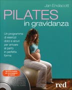 Pilates In Gravidanza - Con CD incluso