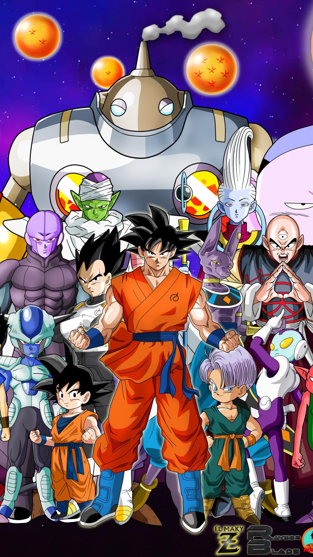 Dragon Ball Super Wallpaper HD 53+ images