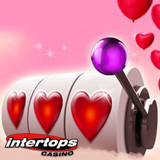 Valentines Casino Bonuses at Intertops Casino